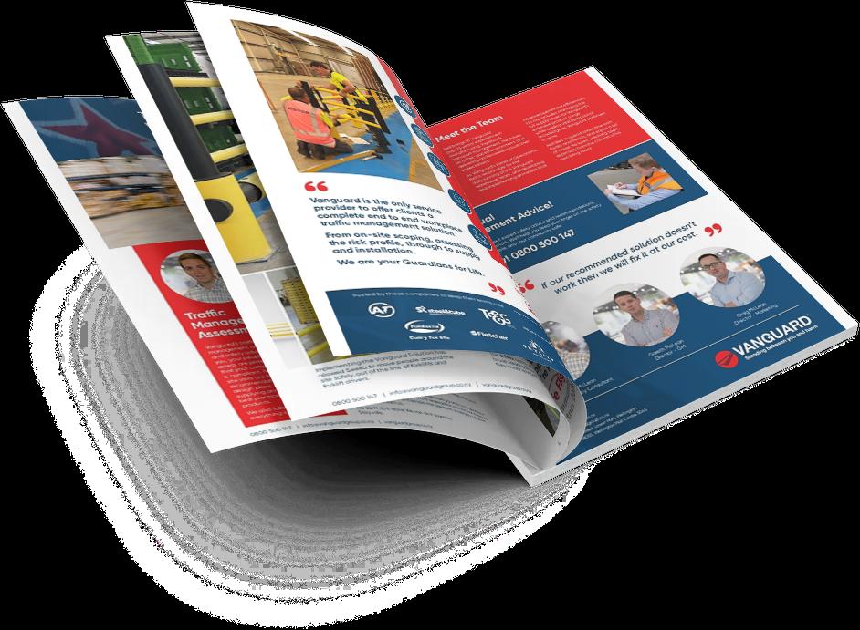The Vanguardian - Cover Nov 2020